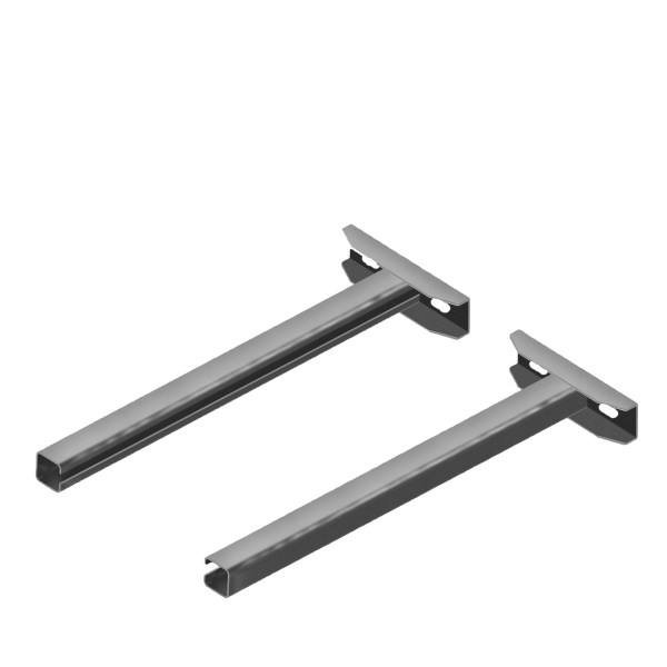 Wand-Befestigung-Verlängerung  L-550mm