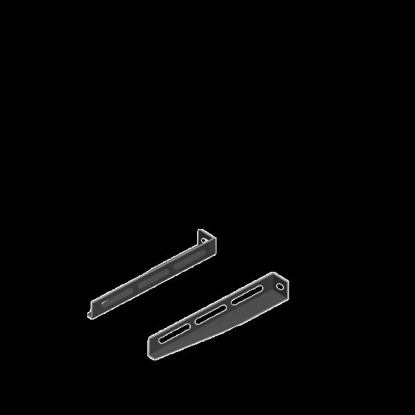 Wand-Befestigung-Verlängerung  L-130mm